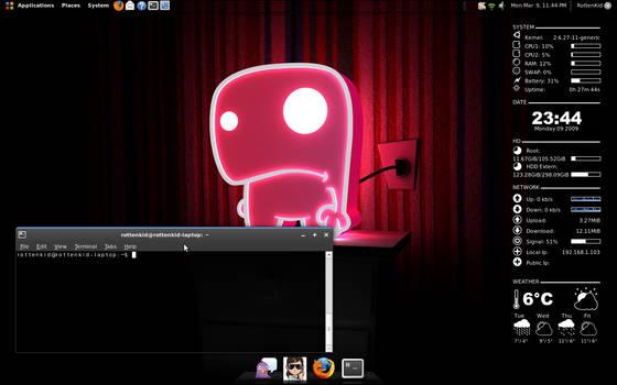 March Ubuntu Desktop