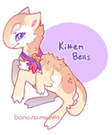 +re-auction+ Kitten Bells /CLOSED