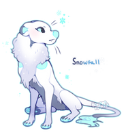 Snowfall // Auction // CLOSED
