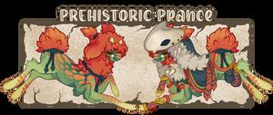 Prehistoric Prance [MOD AUCTION]