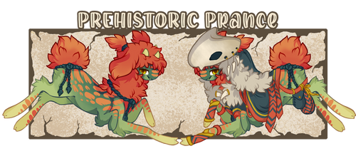 Prehistoric Prance [MOD AUCTION]