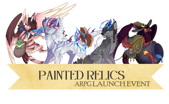 Painted Relics ARPG Launch Event [FREE MYOS]