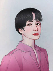 Jeon JungKook (BTS) by Oichiii