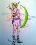 Hermes by Aprodite
