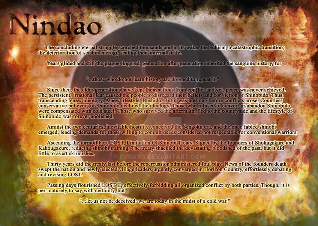 Nindao: Prologue by Pyrayo