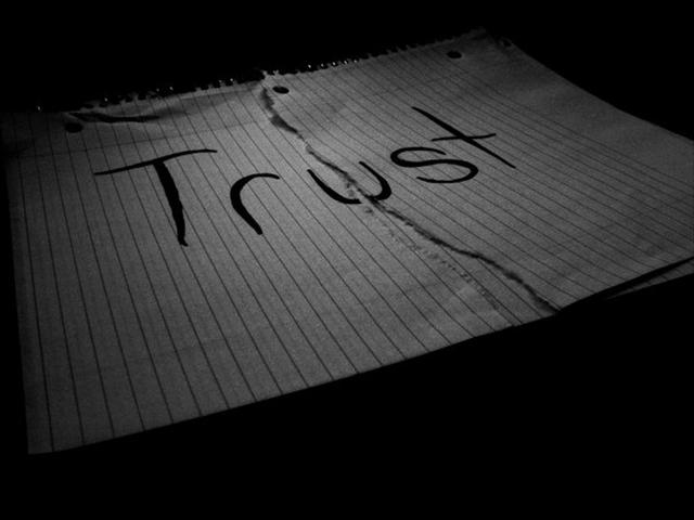 Broken Trust by EnderTrouble