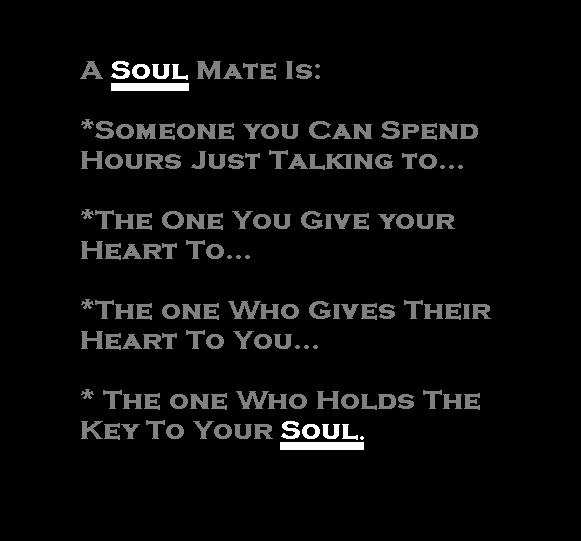 Soul Mate by EnderTrouble
