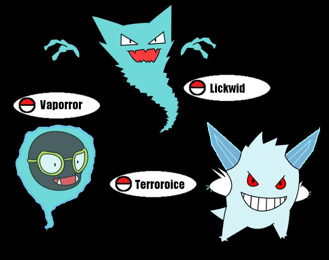 Pokemon Haunter Evolution Chart Pokemon Images | Pokemon ...
