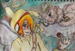 Urime and Meko by SilentSicarius