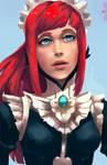Felicia - Fire Emblem #2