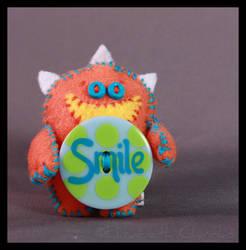 Smile Monster by kiryoku