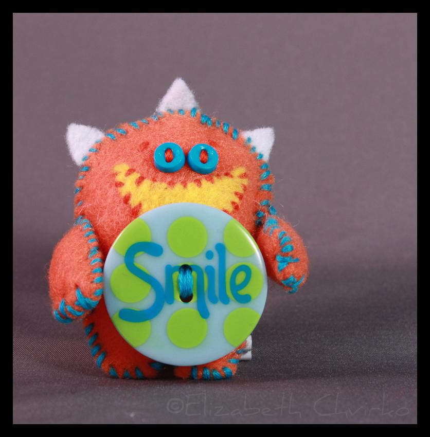 Smile Monster by kiryoku on deviantART