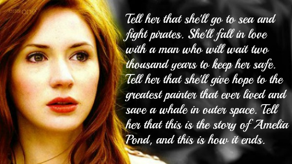 amelia pond quotes quotesgram