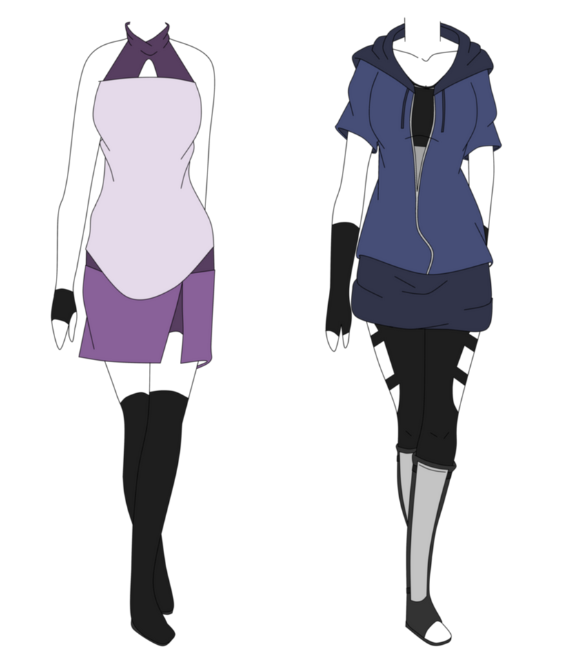 Naruto Outfit Auction adoptble batch 1 (CLOSED) by Y-uno on DeviantArt
