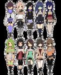 Naruto Adoptables - 3 (CLOSED)
