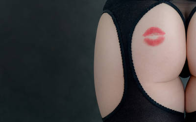 Kiss my... by armene