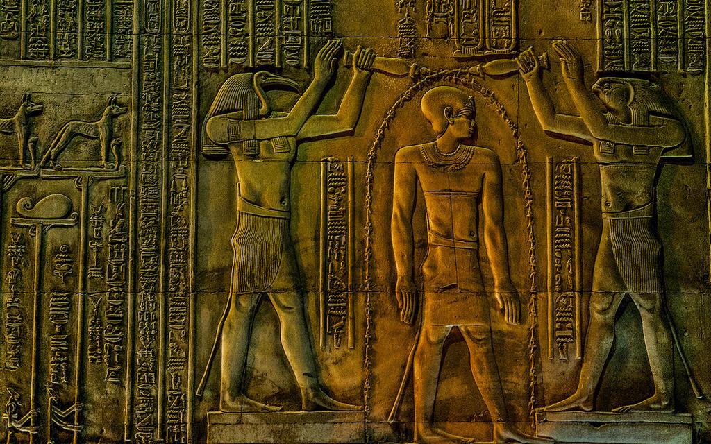 Hieroglyphs by Bay-TEK
