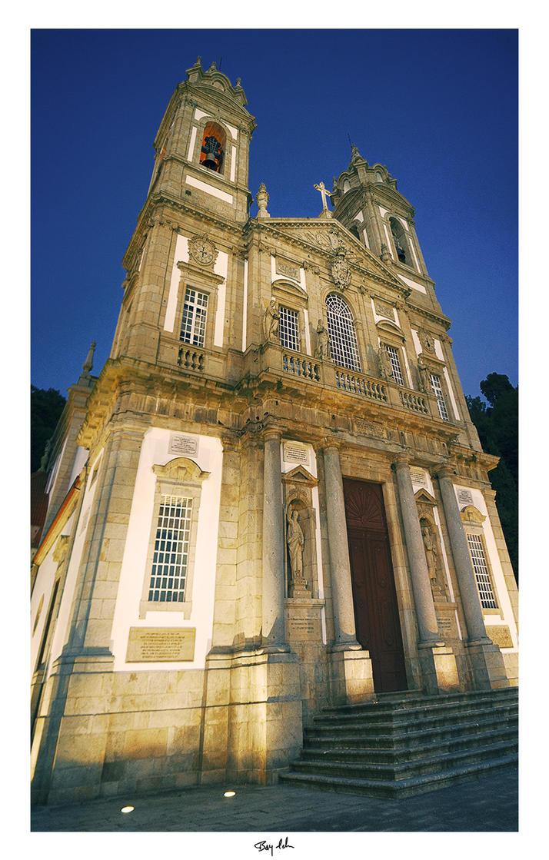 Church In Braga by Bay-TEK