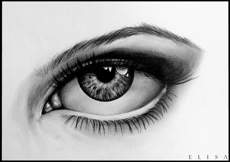 Eye (for sale : 25e) by Twist-Again