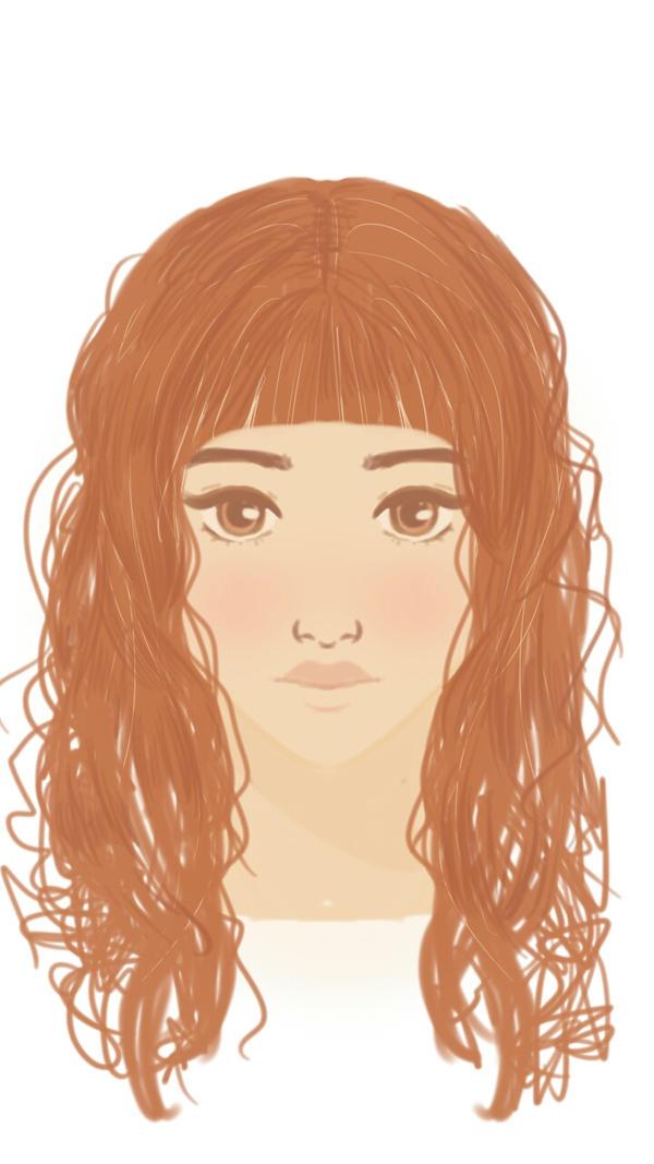 Sketchbook App test drawing #1 by watashiwatashi on DeviantArt