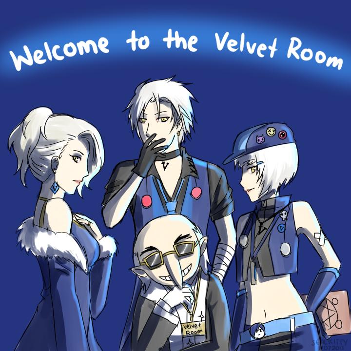 Persona  Velvet Room Nightclub