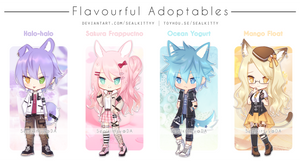 [CLOSED] Flavourful Adopts 9