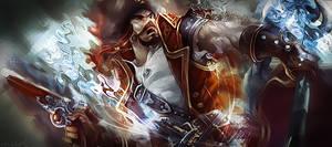 Gangplank - League Of Legends