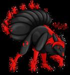 Rune Dark Kyubimon Request