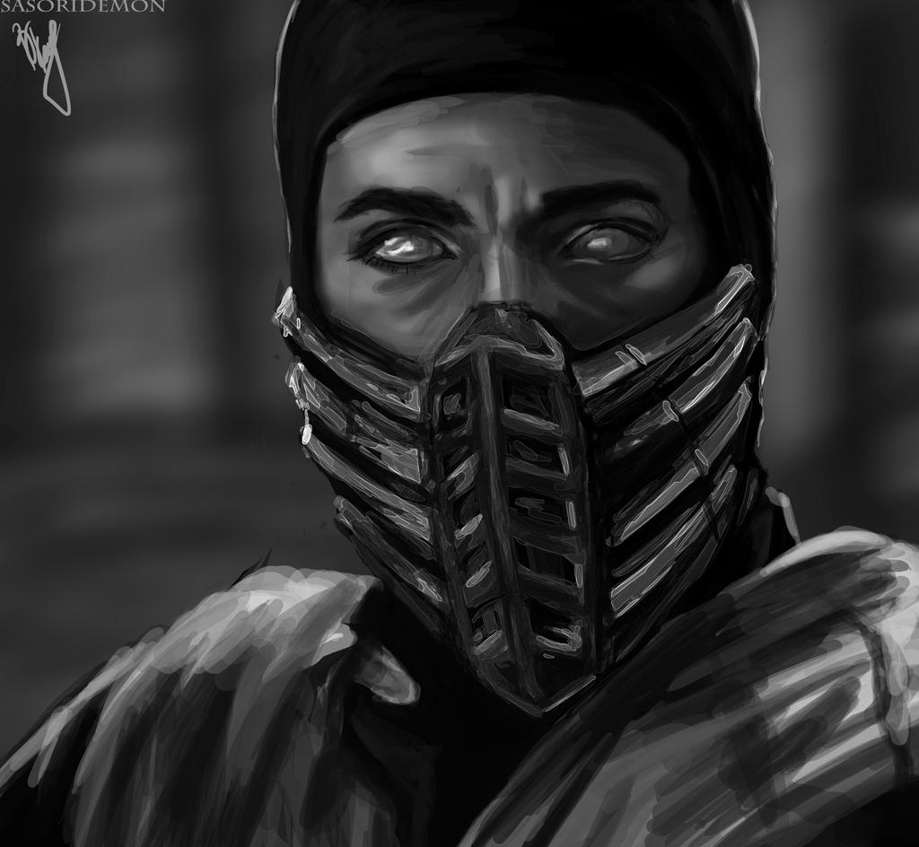 Scorpion By SasoriDemon On DeviantArt