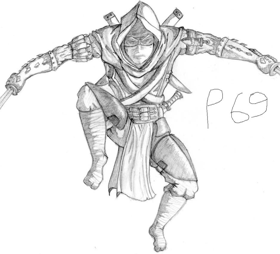 Metin2 Ninja >> Ninja Assassin by podloga69 on DeviantArt