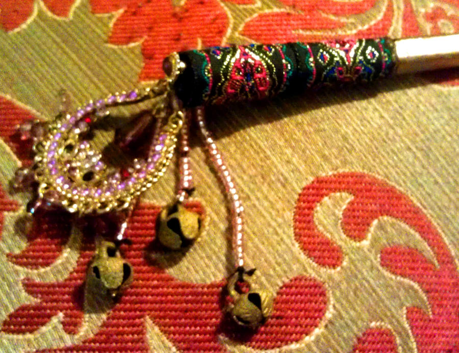 hair stick pink india by kungfubellydancer on deviantart