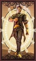 [SFM] Art Nouveau Handsome Jack