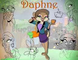 Daphne Cottontail (Char Bio) by BlueDragon0812