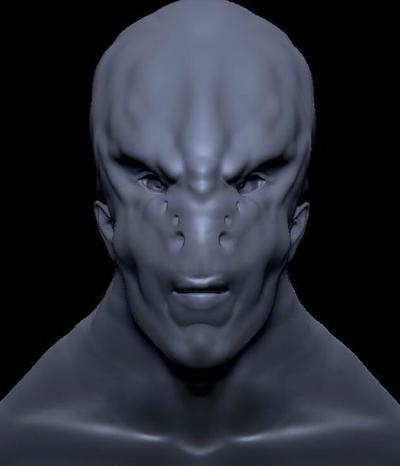 Alien  by bobly303