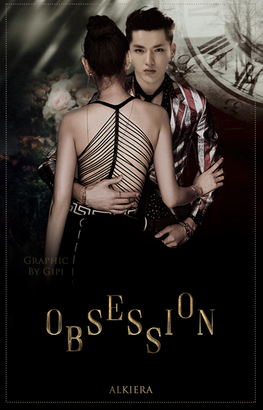 Obsession   Wattpad cover by Harley005 on DeviantArt