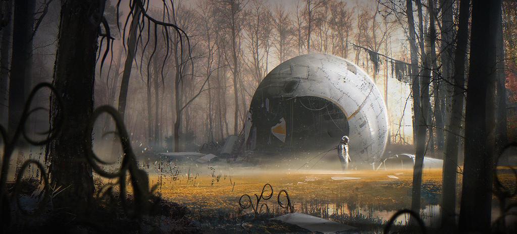 Crash Land by WhelanC