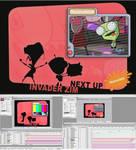 Invader Zim Short