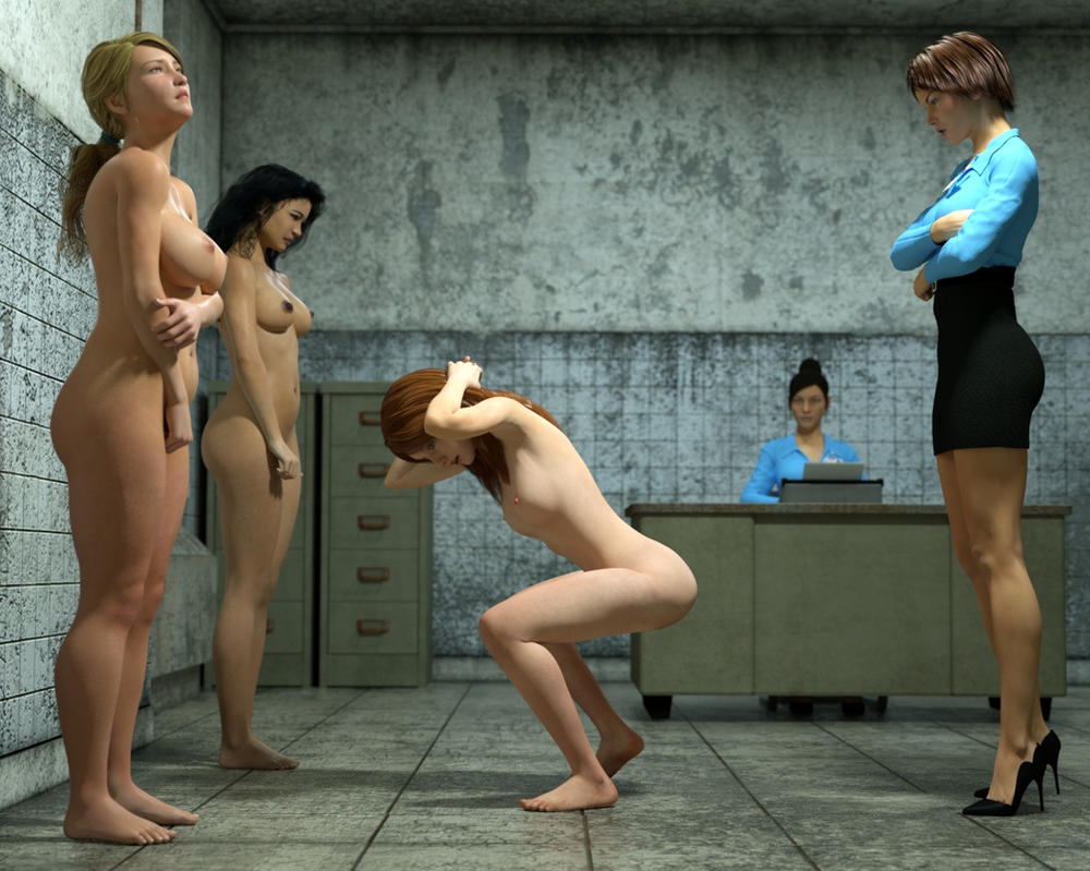 Women in prison and strip search - Videos - Videos and