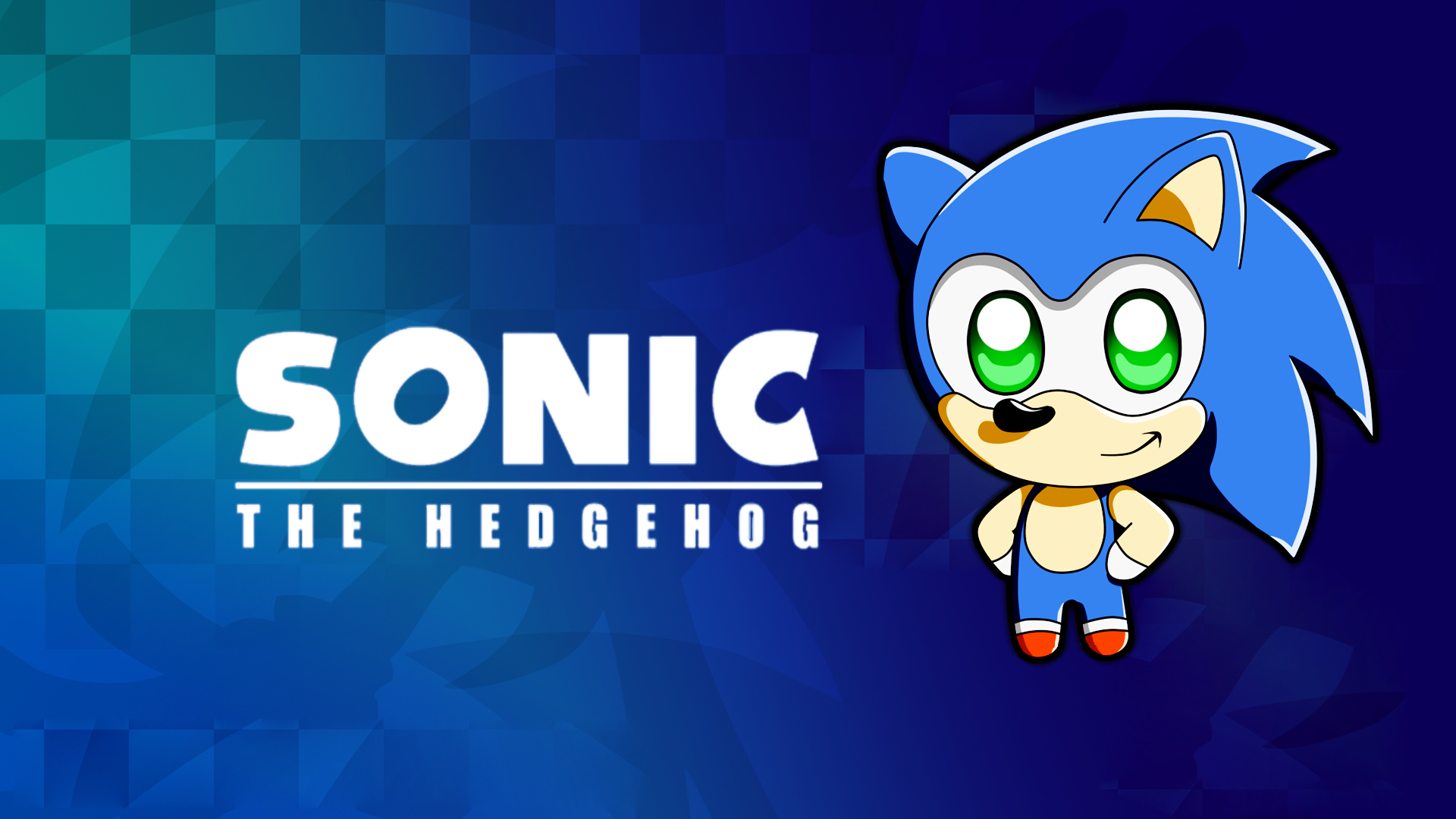 Sonic The Hedgehog Wallpaper By Zeozan On Deviantart