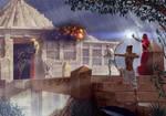 Arrows of Indra (Front Half) by MichaelPrescott