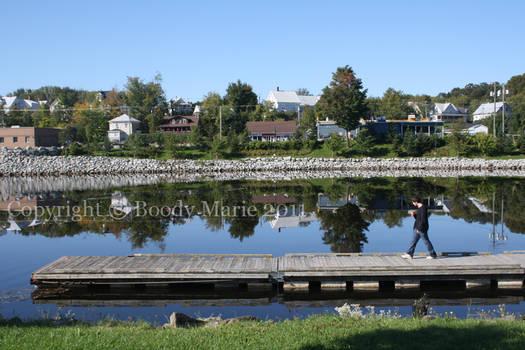 Walking Dock