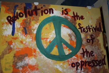Revolution is a Festival...