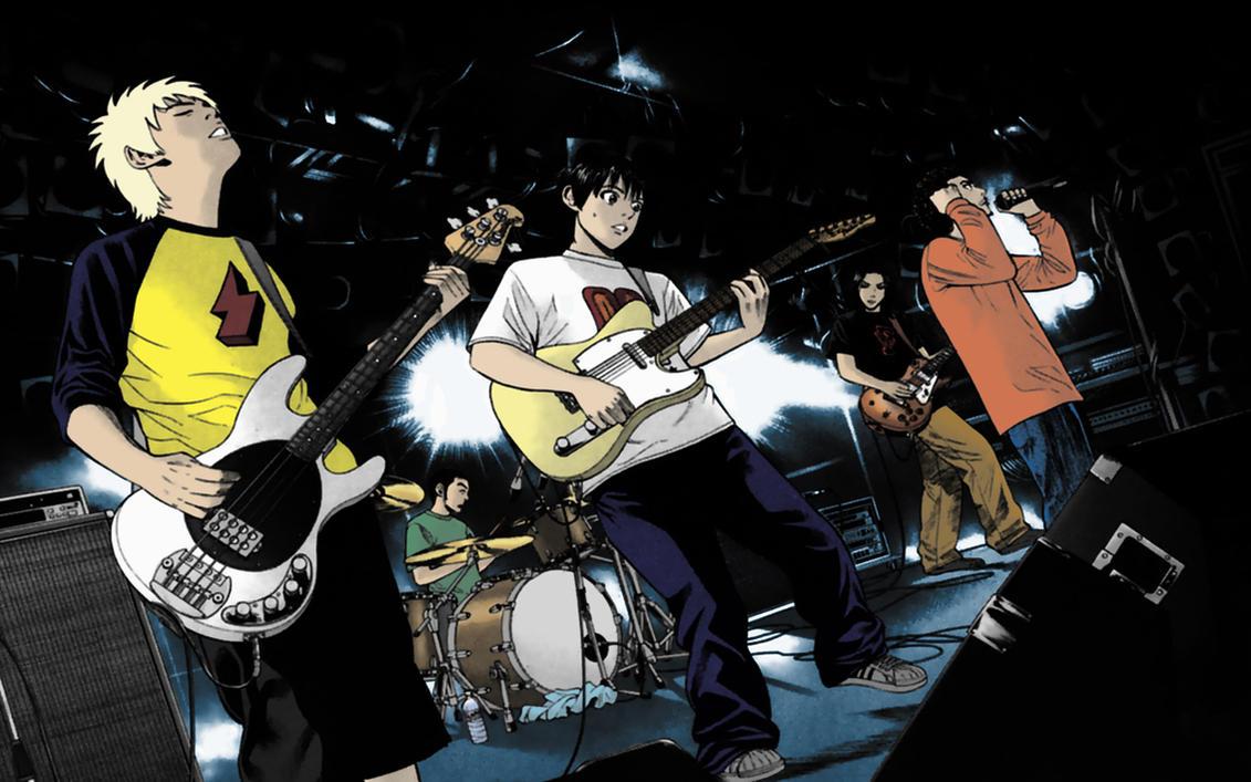 Kết quả hình ảnh cho Beck: Mongolian Chop Squad anime