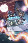 Ghostbusters 1 cover