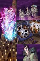 Ghostbusters 4 page 19 by luisdelgado