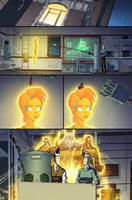 Ghostbusters #5 page 20 by luisdelgado