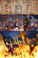 Ghostbusters #10 page 1 by luisdelgado