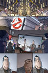Ghostbusters #11 page 15