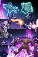 Ghostbusters #17 page 12 by luisdelgado