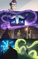 Ghostbusters International #5 page 5 by luisdelgado
